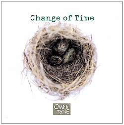 Change of Time cover