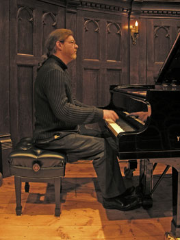 Frank Kimbrough at Windham Music Series