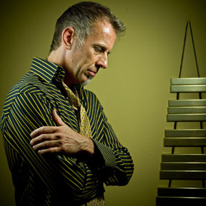 Vibist, composer Joe Locke